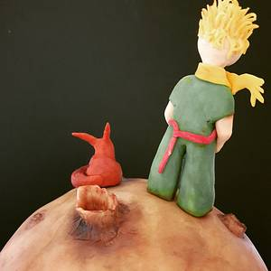 Le petit prince  - Cake by Anita Vasileva