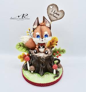 Welcome Autumn - Cake by Romina Novellino