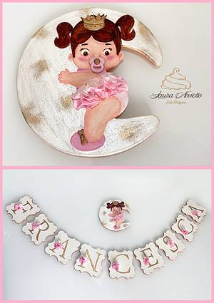 Baby Shower Cookies - Cake by NovielloCake