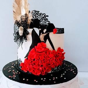 Ball cake - Cake by alenascakes