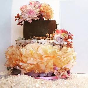 Cake - Cake by Justyna Rebisz