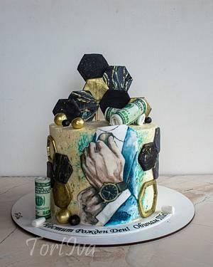 Cake for men - Cake by TortIva