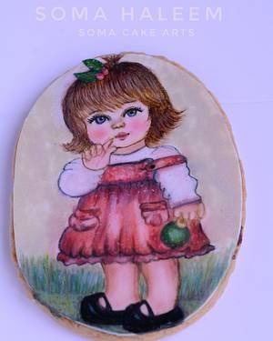 Christmas cookie - Cake by SomaHaleem