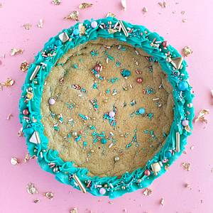 Father's Day Cookie Cake  - Cake by Buttercut_bakery