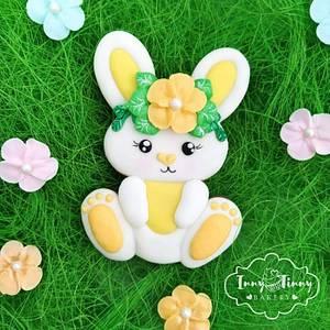 Spring Bunny's - Cake by Inny Tinny
