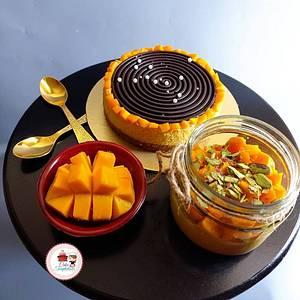Mango desserts  - Cake by Cake Temptations