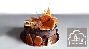 Dobos Cake - Cake by PUDING FARM