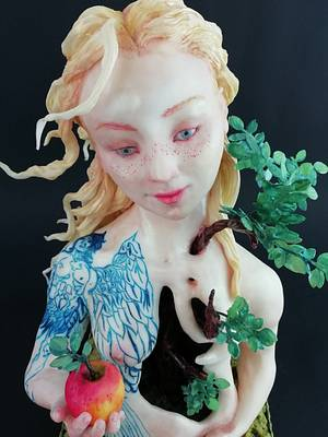 Eve - Cake by Violeta Tanova