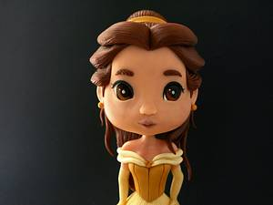 Belle - Cake by Cake Lab