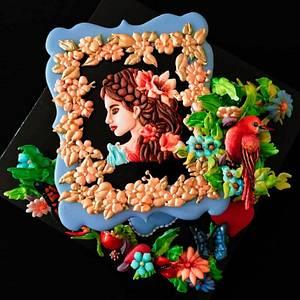 Proserpina in primavera - Cake by Bice