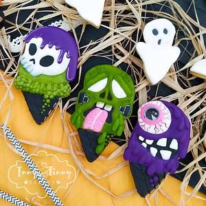Halloween 🎃  - Cake by Inny Tinny