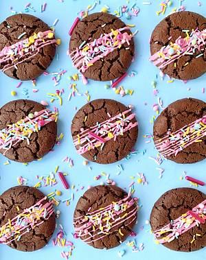 """Brownie Cookies recipe """"Crownies"""" - Cake by Buttercut_bakery"""
