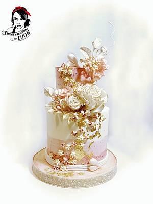 Wedding Anniversary - Cake by Ivon