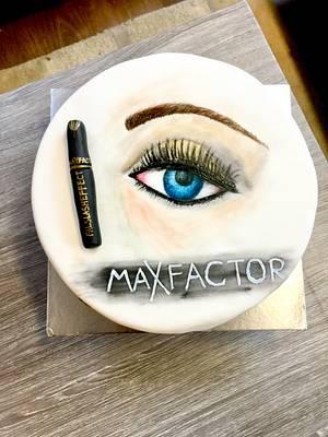 Cake make up  - Cake by Polina karadzhova