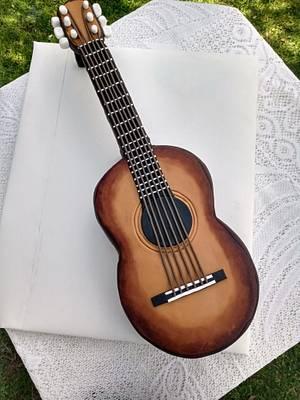 Torta guitarra criolla - Cake by Yesiyodra90
