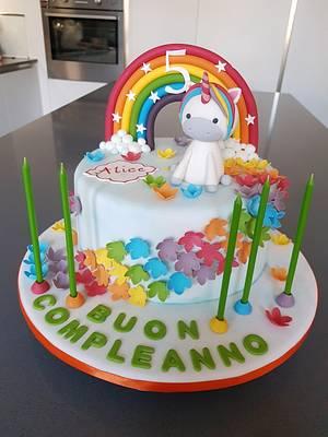 My little pony cake - Cake by Essence of sugar