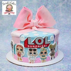 LOL CAKE - Cake by Sarah's Cakes