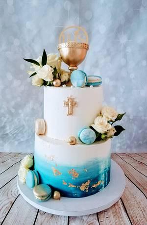 Church cake  - Cake by alenascakes