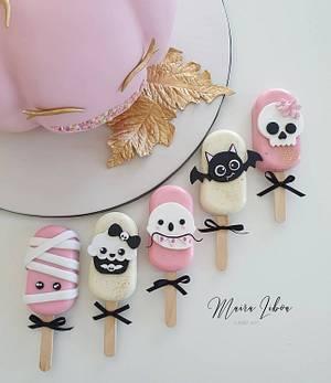 Cute halloween - Cake by Maira Liboa
