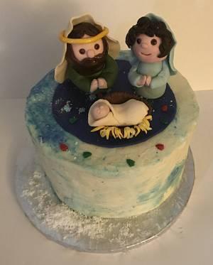 "Happy Birthday Hudson Cake #2 - Cake by June (""Clarky's Cakes"")"