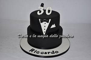 Smoking cake - Cake by Daria Albanese