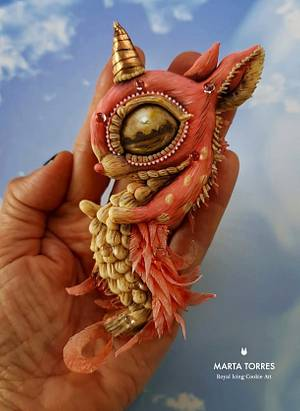 A world Apart - Naoto Hattori Collaboration  - Cake by The Cookie Lab  by Marta Torres