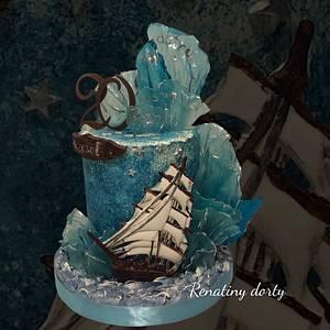 Per aspera ad astra - Cake by Renatiny dorty