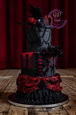 Carmen - Cake by Glorydiamond