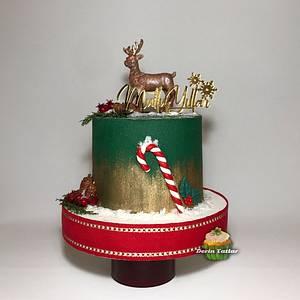 New Year Cake - Cake by Derin Tatlar
