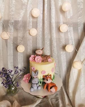 Children cake - Cake by Frajla Jovana