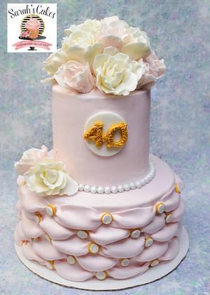 Birthday Cake - Cake by Sarah's Cakes