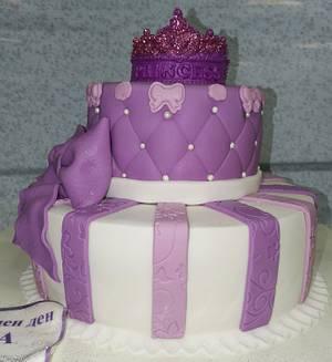 Cake for girl  - Cake by Sunny Dream