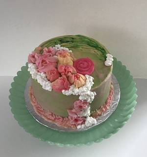 """Happy Mother's Day - Cake by June (""""Clarky's Cakes"""")"""