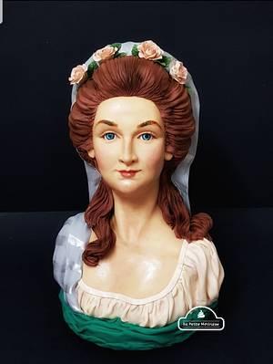 The Royal - Elizabeth de France - Cake by Radha Dhaka