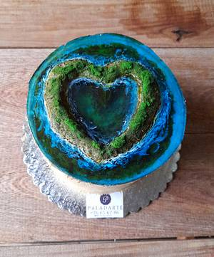 Love island - Cake by Paladarte El Salvador
