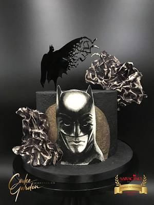 Batman cake  - Cake by Cake Garden