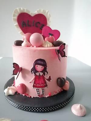 Gorjuss cake - Cake by Essence of sugar