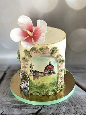 Sweet Florence - Cake by Renatiny dorty
