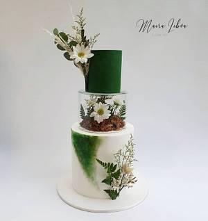 15th - Cake by Maira Liboa