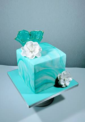 Cake as a present  - Cake by Olina Wolfs