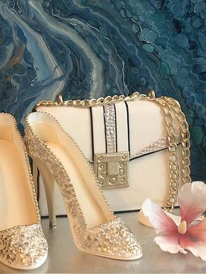 Handbag Antorini - Cake by Renatiny dorty