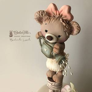 Sweet Teddy - Cake by AppoBli Belinda Lucidi