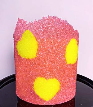 Sugar Sheet Technique  - Cake by Buttercut_bakery