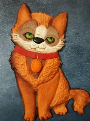 Cookie Cat XXL - Cake by Sandra S Rivero