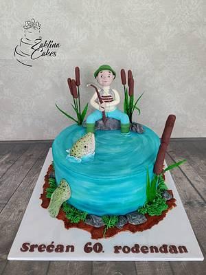 Fisherman Cake - Cake by Zaklina