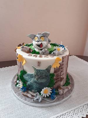 11th Birthday cake - Cake by Aliena