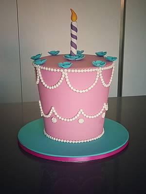 Alice in Wonderland cake - Cake by Essence of sugar