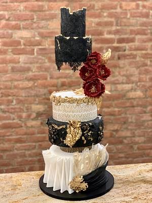 Maharaja! - Cake by CakeMeOver