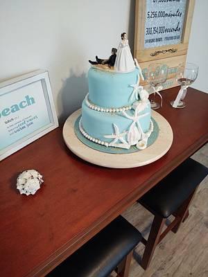 My Wedding Cake - Cake by Rex