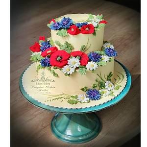 Summer cake - Cake by Aniko Vargane Orban